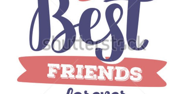 SECOND CHALLENGE : BEST FRIEND FOREVER