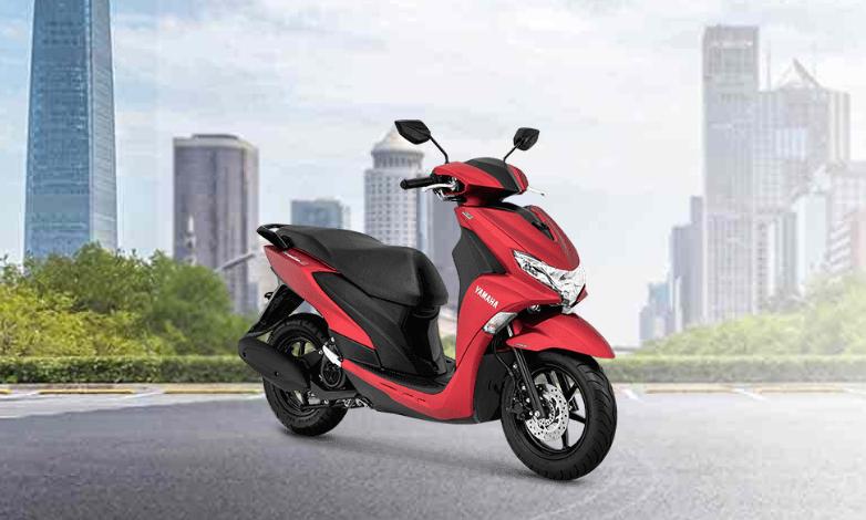 Motor Balap Matic Model Terbaru dari Yamaha